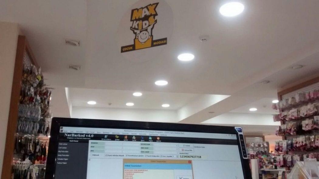 Max Kids Giyim-Ankara