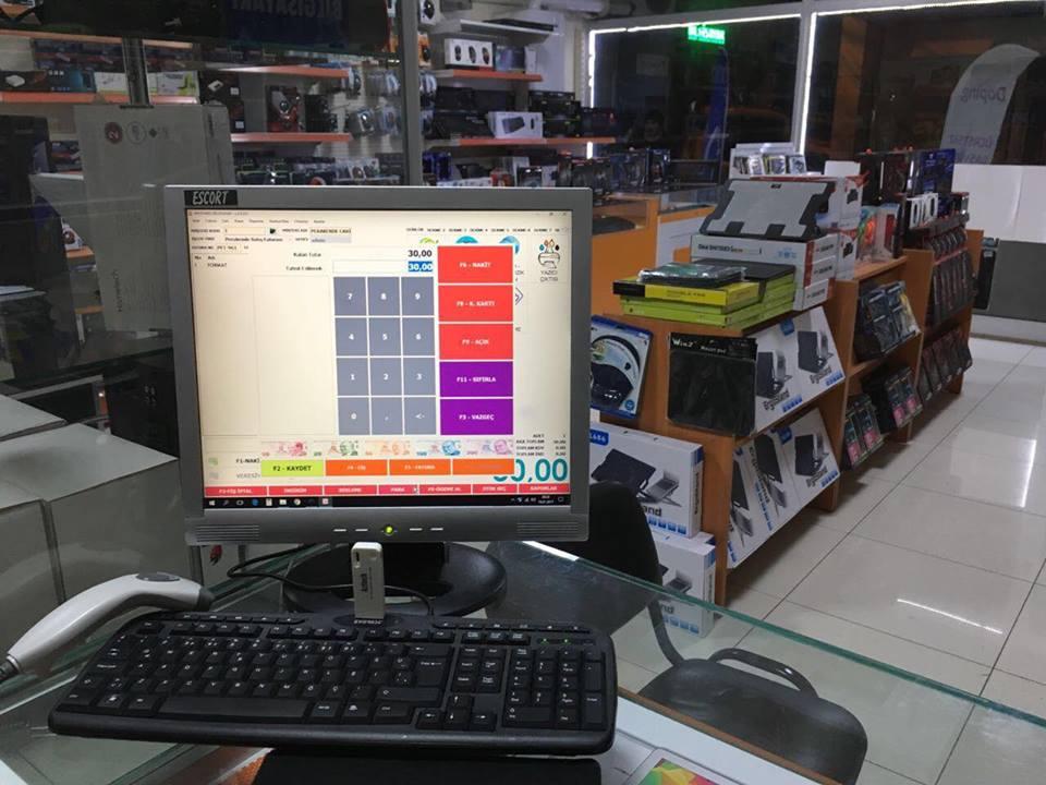 NarShop Mağaza Programı