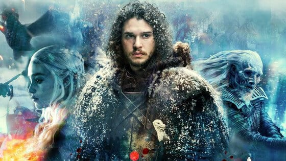 Game of Thrones finali Jon Snow'u ağlattı!