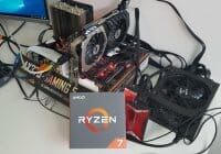 AMD Ryzen 1800X inceleme Video